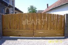 Gate, Fence, Handrail