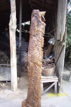 faszobor